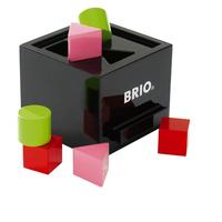 Brio - Plocklåda Svart
