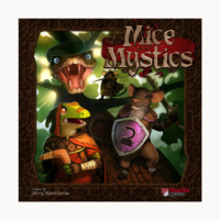 Mice and Mystics: Downwood Tales (Exp.)