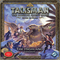 Talisman: The Highland (exp.)