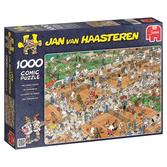 Jan van Haasteren Pussel - Tennis 1000 bitar