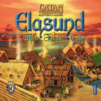 Elasund: The First City of Catan