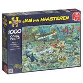 Jan van Haasteren Pussel - Deep Sea Fun 1000 bitar