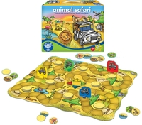 Animal Safari Game