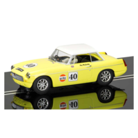 Scalextric 1:32 - MGB - Thoroughbred Sports Car Series