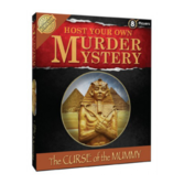 Murder Mystery: The curse of the mummy