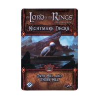 The Lord of the Rings: The Card Game – Nightmare Decks – Over Hill and Under Hill (EXP)