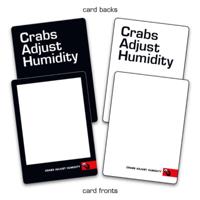 Crabs Adjust Humidity - Blank Deck (Exp.)