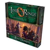 Lord of the Rings: The Card Game - The Road Darkens (Exp.)