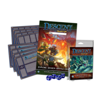 Descent: Journeys in the Dark (Second Edition) – Forgotten Souls (EXP)