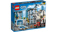 LEGO City - Polisstation - 60141