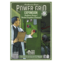 Power Grid: Northern Europe/United Kingdom & Ireland (exp.)
