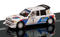 Scalextric 1:32 - Classic Collection Peugeot 205 T16
