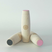 BA - The Kuru V2 Black/Pink - Maple