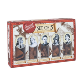 Great Minds: 5-pack Träpussel
