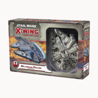 Star Wars: X-Wing Miniatures Game - Millennium Falcon (Exp.)