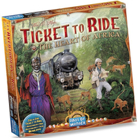 Ticket To Ride: Africa (Exp.)