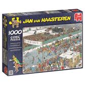 Jan van Haasteren Pussel - Elevel City Icetour 1000 bitar