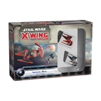 Star Wars: X-Wing Miniatures Game - Imperial Aces (Exp.)