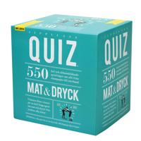 Jippijaja Quiz Mat o Dryck