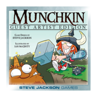 Munchkin: Guest Artist Edition - Ian McGinty