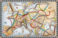 Ticket to Ride - Europe (Eng.)