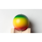 Rasta Fade Tama - Cushion Clear