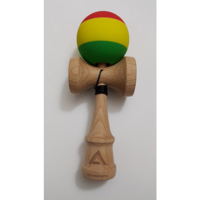 Active - V2 Rubberized Rasta Tri-Split