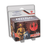 Star Wars: Imperial Assault – R2-D2 and C-3PO Ally Pack (Exp.)