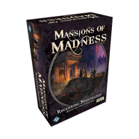 Mansions of Madness:  Recurring Nightmares Figure and Tile Collection (Exp.)