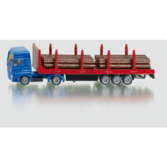 Siku 1:87 - 1659 Holz-Timmertransport