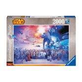 Ravensburger pussel: Star Wars Universe - 2000 bitar