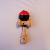 Active V2 Tacky Half-Split Red/Black
