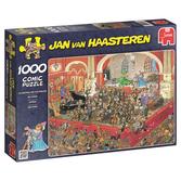 Jan van Haasteren Pussel - The Opera 1000 bitar