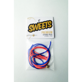 Sweets - Premium Strings - Blue/Pink - 2 Pack