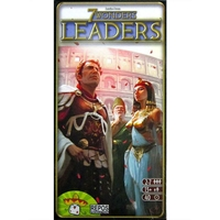 7 Wonders: Leaders (Exp.) (Swe.)