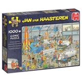 Jan van Haasteren Pussel - Technical Highlights 1000 bitar