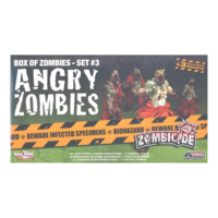 Zombicide Box of Zombies Set #3: Angry Zombies (Exp.)
