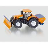 Siku 1:50 - 2940 Traktor med Plog och saltspridare