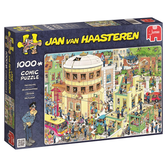 Jan van Haasteren Pussel - The Escape 1000 bitar