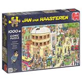 Jan van Haasteren Pussel - The Escape 1000 bitar