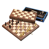 Chess Set Walnut (42mm)