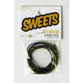 Sweets - Premium Strings - Navy/Olive - 2 Pack