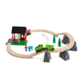 Brio Tågset - Countryside Horse Set