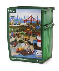 Brio Tågset - Railway World Deluxe