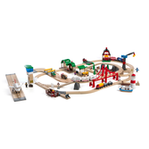 Brio Tågset - Railway World Deluxe