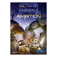 Roll for the Galaxy: Ambition (Exp.)