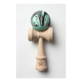 Sweets Kendama - F3 Rubber Grain Black, Seafoam & White