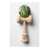 Sweets Kendama - F3 Rubber GrainBlack, Green & White