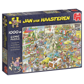 Jan van Haasteren Pussel - Holliday Fair 1000 bitar