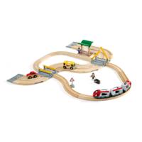 Brio Tågset - Bil & Persontåg